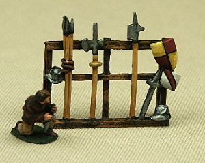 CB09 Field Blacksmith Armourer Extension Set